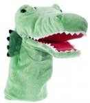 Handpuppe Krokodil - 33cm