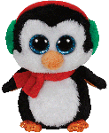 North - Pinguin - Beanie Boos - Plüschtier 24cm
