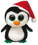 Igloo - Pinguin - Beanie Boos - Plüschtier 24cm
