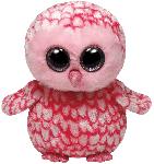 Pinky - Eule - Beanie Boos - Plüschtier 24cm