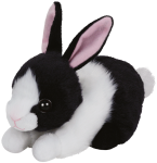 Checkers - Hase - Beanie Babies - Plüschtier 15cm
