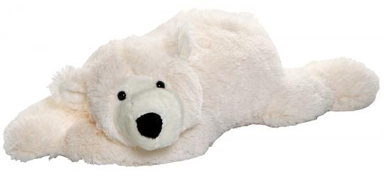 Polarbär liegend 30cm
