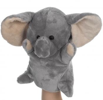 Handspielpuppe Elefant - Besito - 24cm