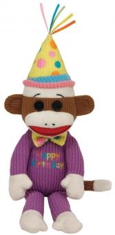 Plüschtier Happy Birthday Socks 15cm