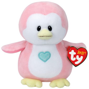 Penny - Pinguin - Ty Baby Plüschtier - 17cm