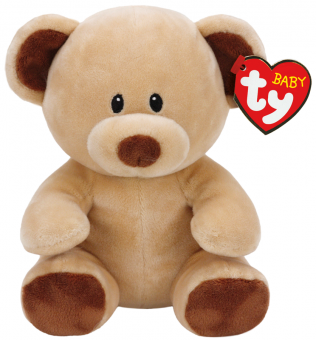 Bundles - Braunbär - Ty Baby Plüschtier - 17cm