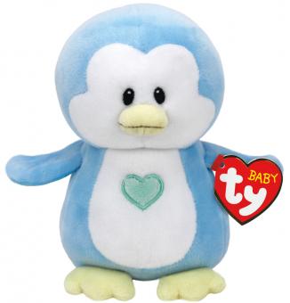 Twinkles - Pinguin - Ty Baby Plüschtier - 17cm