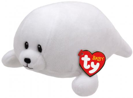 Tiny - Robbe - Ty Baby Plüschtier - 17cm