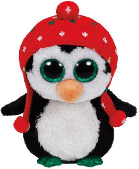 Freeze - Pinguin - Beanie Boos - Plüschtier 15cm