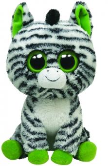 Zig-Zag - Zebra - Beanie Boos - Plüschtier 24cm