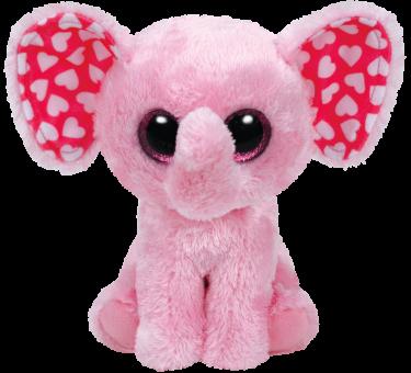 Sugar - Elefant - Beanie Boos - Plüschtier 15cm