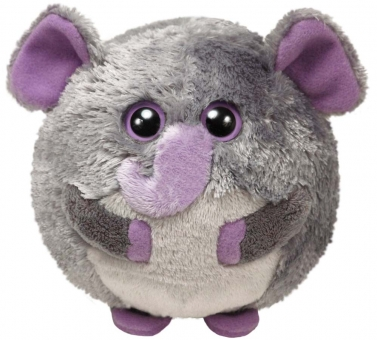Thunder Elefant Ball Plüschtier 12cm