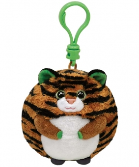 Monaco Tiger Ball Schlüsselanhänger 8,5cm