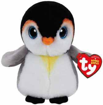 Pongo - Pinguin - Beanie Babies - Plüschtier 15cm