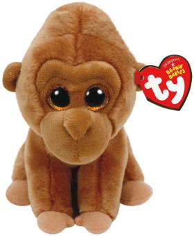 Monroe - Gorilla Affe - Beanie Babies - Plüschtier 15cm