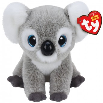 Kookoo - Koalabär - Beanie Babies - Plüschtier 15cm