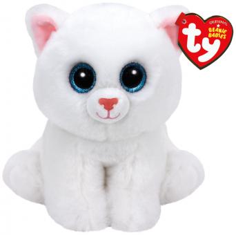 Pearl - Katze - Beanie Babies - Plüschtier 15cm