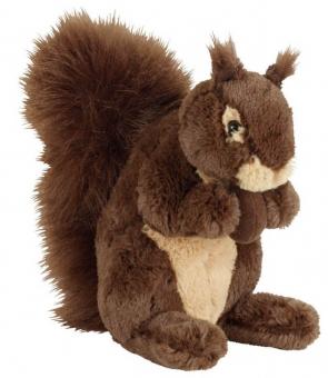 Eichhörnchen Plüschtier - braun - 25cm