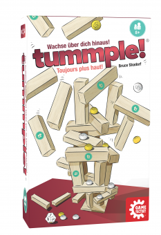 tummple! - Stapelspiel - Game Factory