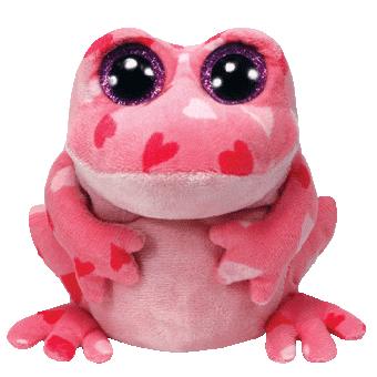 Smitten - Frosch - Beanie Boos - Plüschtier 15cm