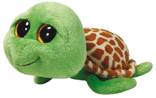 Zippy - Schildkröte - Beanie Boos - Plüschtier 15cm
