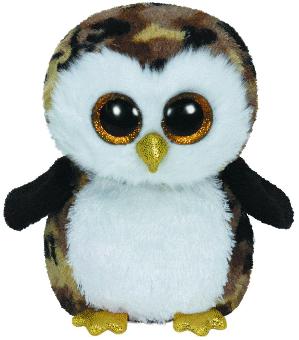 Owliver - Eule - Beanie Boos - Plüschtier 15cm