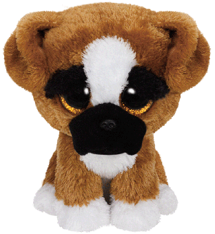 Brutus - Boxer Hund - Beanie Boos - Plüschtier 15cm