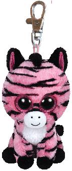 Zoey Boo Clip - Zebra - Beanie Boos - Schlüsselanhänger 8,5cm