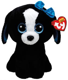 Tracey - schwarzer Hund - Beanie Boos - Plüschtier 42cm