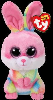 Lollipop - Hase pink - Beanie Boos - Plüschtier 15cm