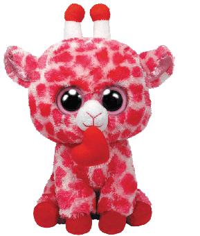 Junglelove - Giraffe - Beanie Boos - Plüschtier 24cm