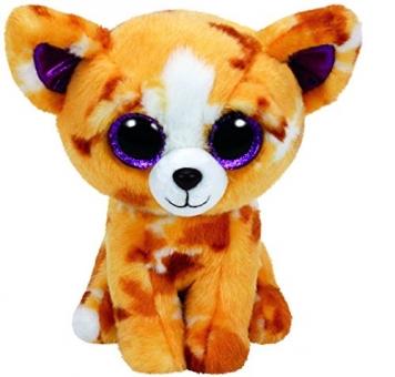 Pablo - Hund - Chihuahua braun - Beanie Boos - Plüschtier 15cm
