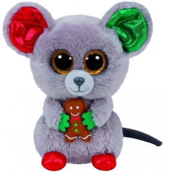 Mac - Maus - Beanie Boos - Plüschtier 15cm