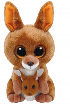 Kipper - Känguru - Beanie Boos - Plüschtier 15cm