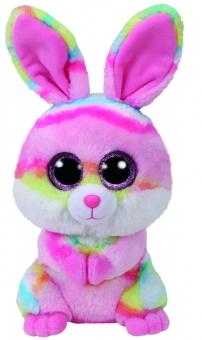 Lollipop - Hase pink - Beanie Boos - Plüschtier 24cm
