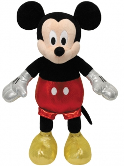 Mickey mit Soundchip - Plüschtier 20cm
