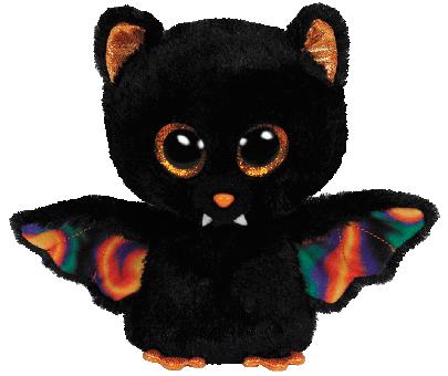 Scarem - Helloween Fledermaus - Beanie Boos - Plüschtier 15cm