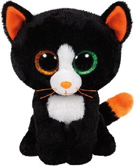 Frights - Katze - Beanie Boos - Plüschtier 15cm