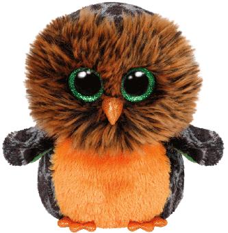 Midnight - Eule - Beanie Boos - Plüschtier 15cm