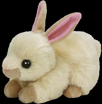Creampuff - Hase - Beanie Babies - Plüschtier 15cm