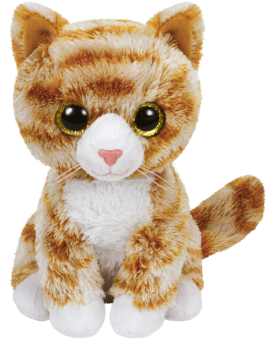 Booties - Katze - Beanie Babies - Plüschtier 15cm