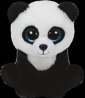 Ming - Panda - Beanie Babies - Plüschtier 15cm