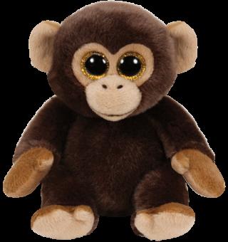 Bananas - Affe - Beanie Babies - Plüschtier 15cm