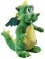 großer Drachen - grün - 35cm
