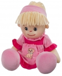 Poupetta Liesel mit blondem Haaren 50cm