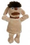Hund Moppi Handpuppe 28cm