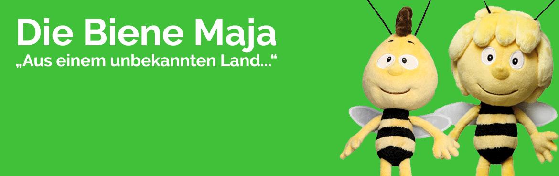 Startseite Banner Die Biene Maja